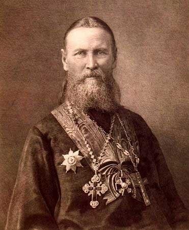 Резултат слика за Свети Јован Кронштатски: