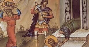 Усековање Главе Светог Јована