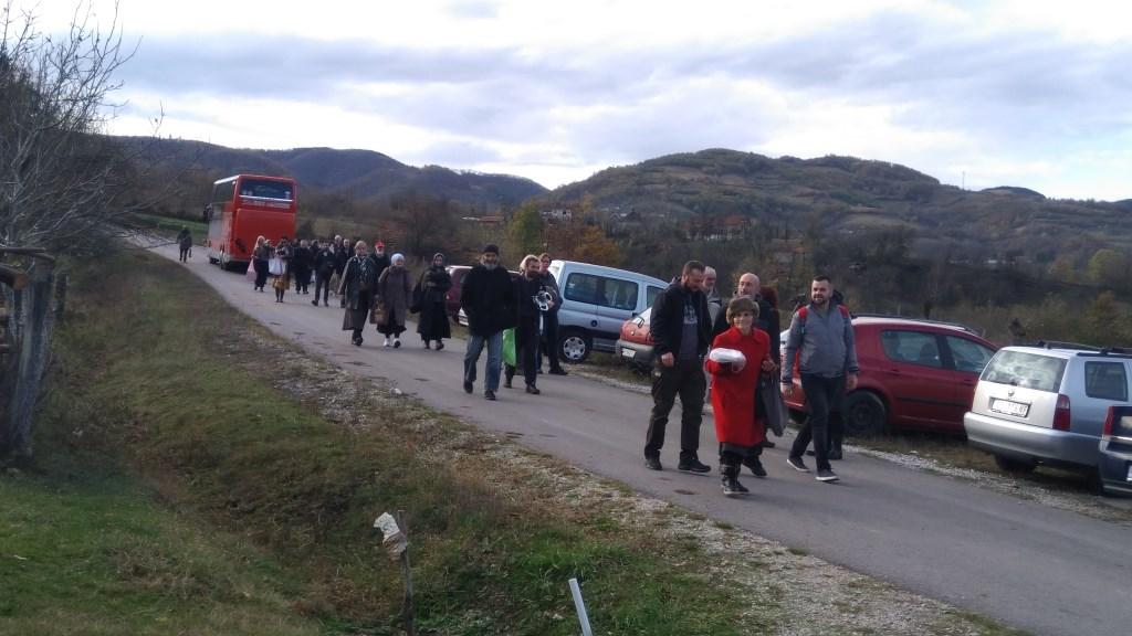 Аранђеловдан: Слава потопљене Грачанице 2019-те (Фото)