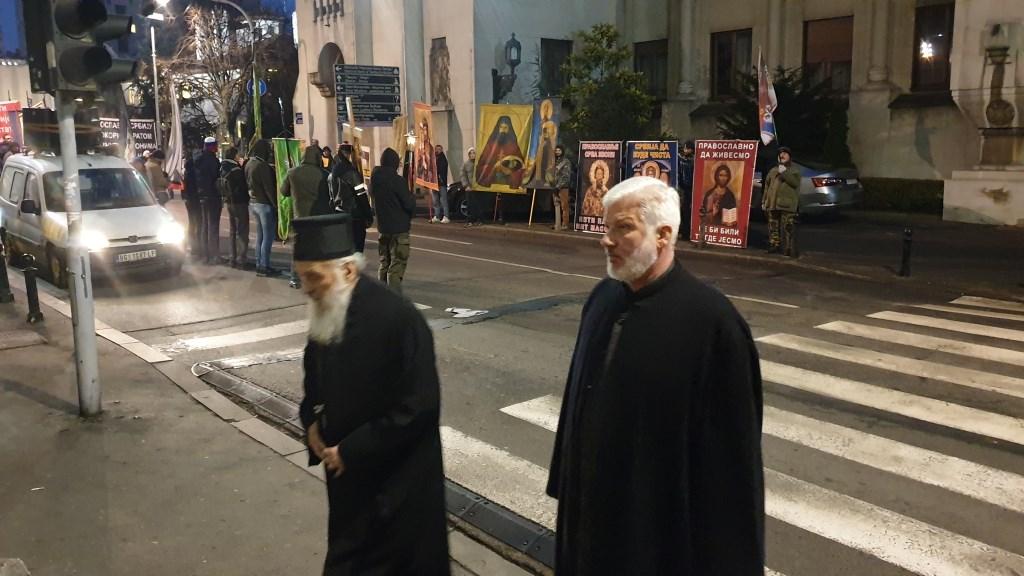 Три и по године сведочења против јереси и издаје