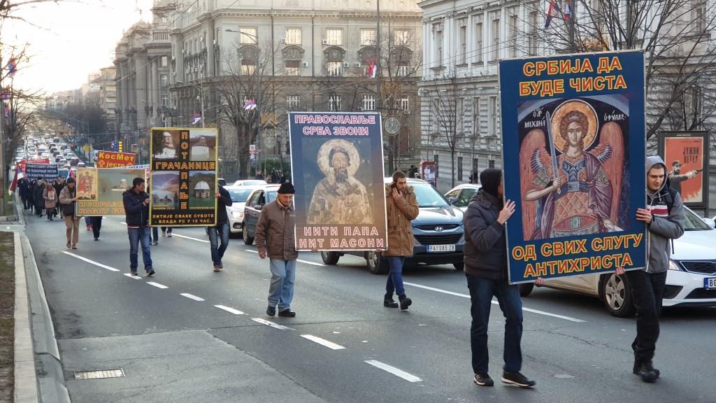 Православно засведочила и 205-та узастопна Литија Београдом, o дубинама издаје окупиране Православне Србије